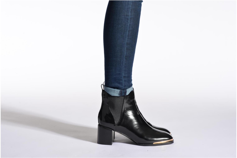 Stiefeletten & Boots SENSO Valko schwarz ansicht von unten / tasche getragen