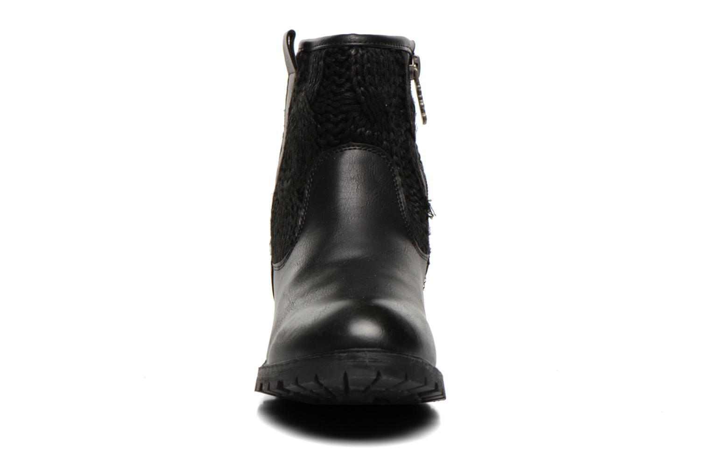 Bottines et boots Refresh Bali-61423 Noir vue portées chaussures