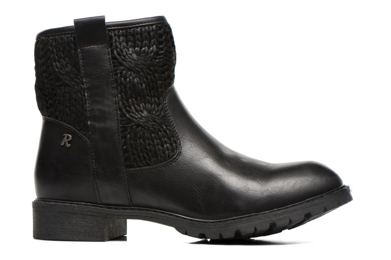 Bottines et boots Refresh Bali-61423 Noir vue derrière