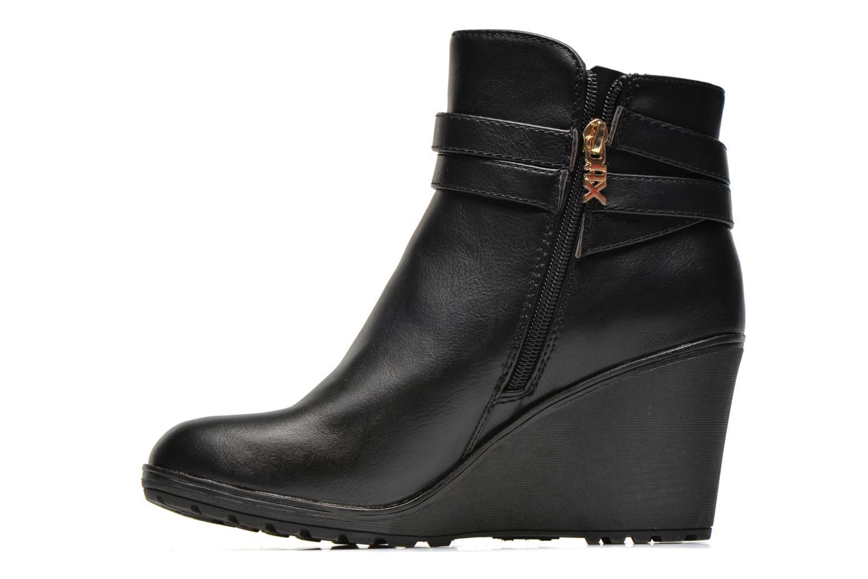Ankle boots Xti Cornelie-28720 Black front view