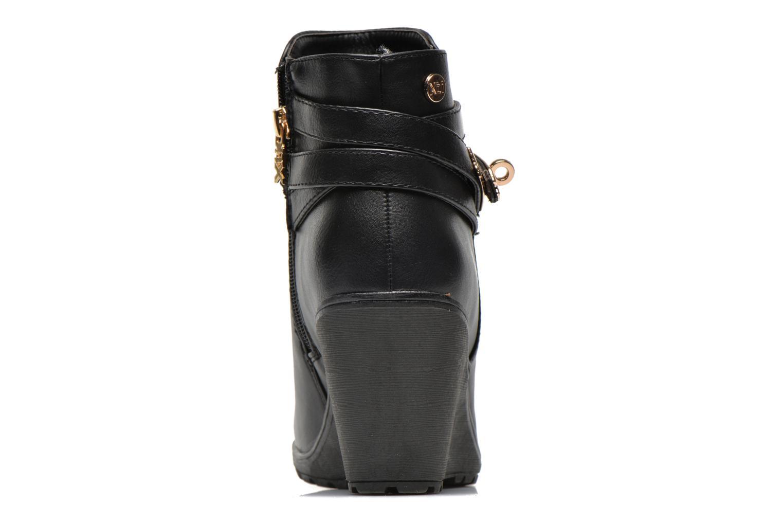 Stiefeletten & Boots Xti Cornelie-28720 schwarz ansicht von rechts