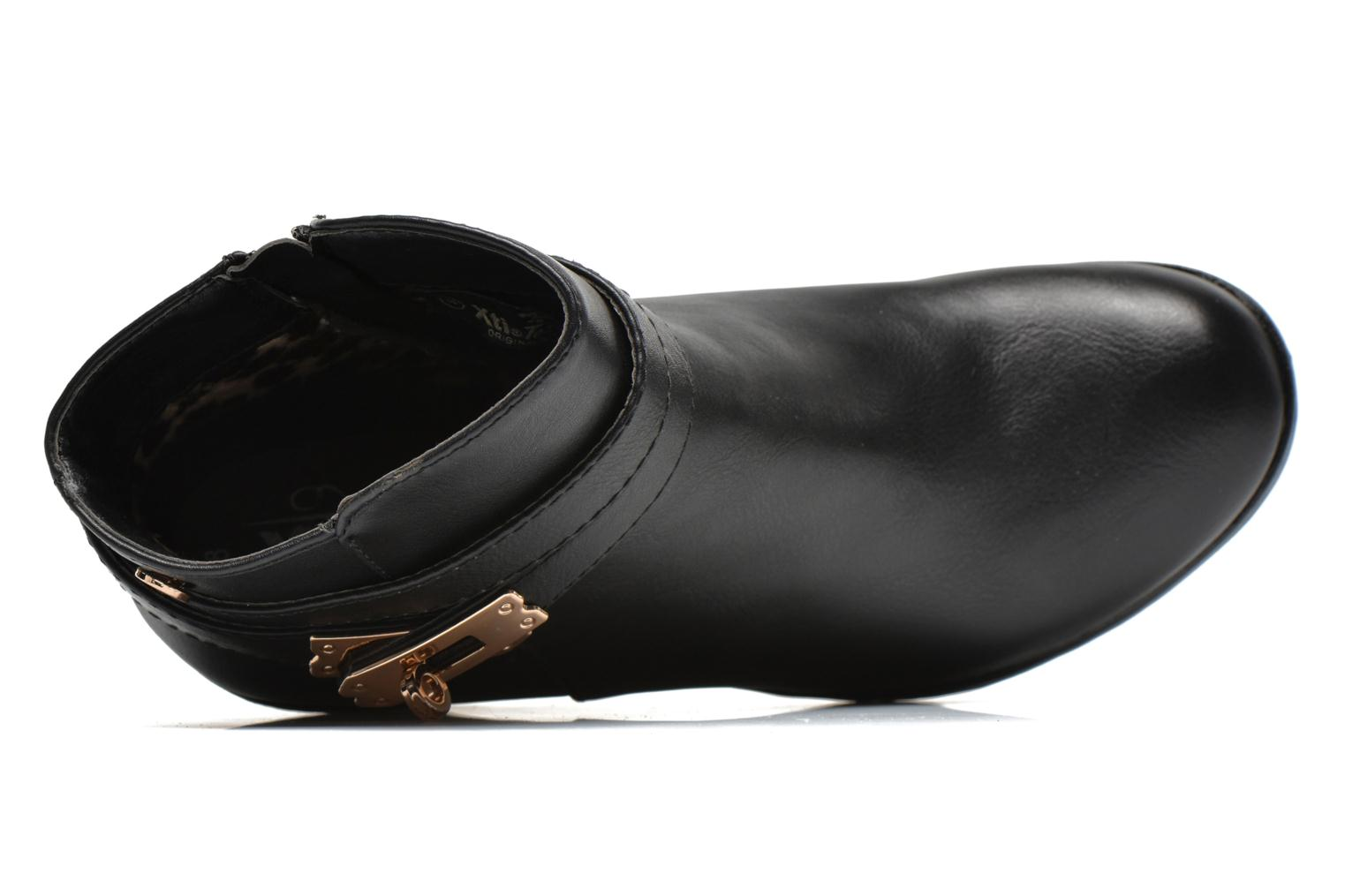 Ankle boots Xti Cornelie-28720 Black view from the left