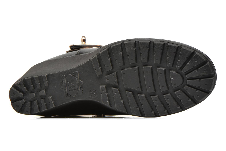 Stiefeletten & Boots Xti Cornelie-28720 schwarz ansicht von oben