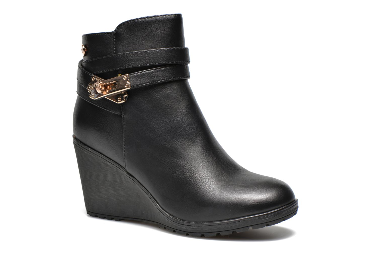 Ankle boots Xti Cornelie-28720 Black detailed view/ Pair view