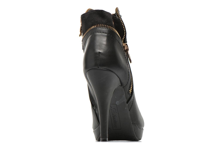 Bottines et boots Xti Joli-28452 Noir vue droite