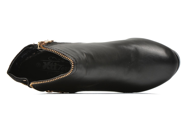 Bottines et boots Xti Joli-28452 Noir vue gauche