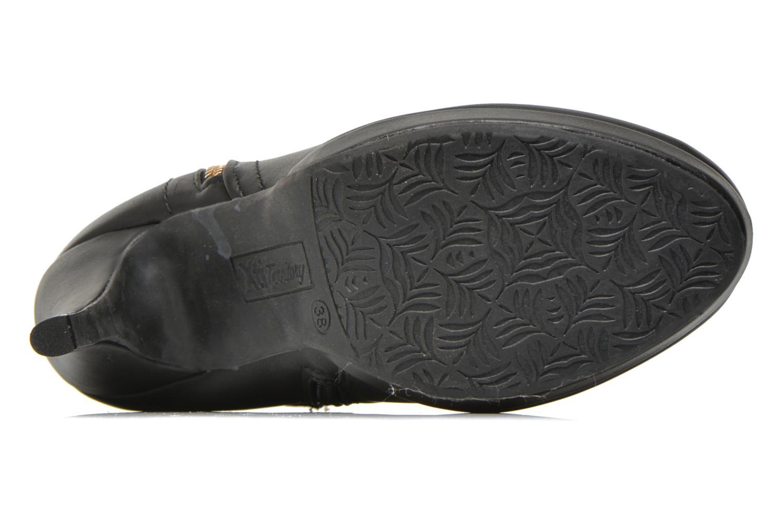 Bottines et boots Xti Joli-28452 Noir vue haut