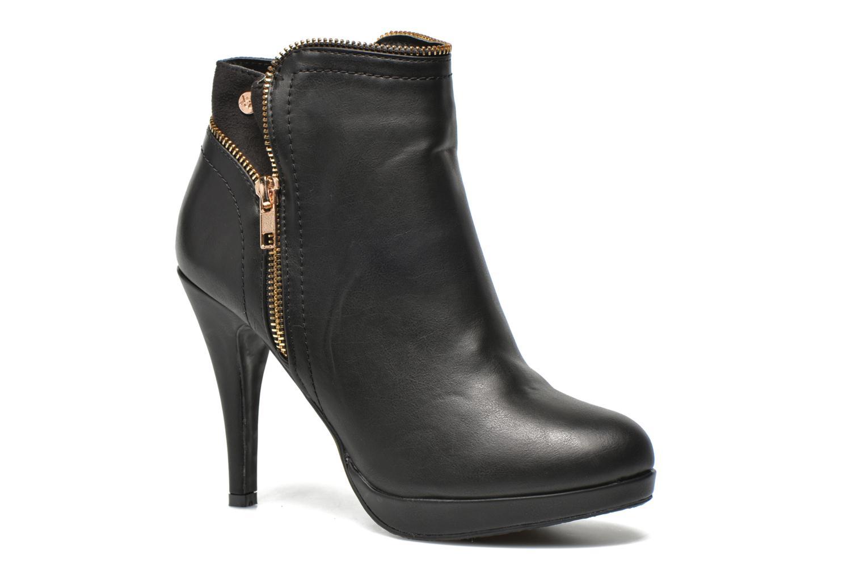 Bottines et boots Xti Joli-28452 Noir vue détail/paire
