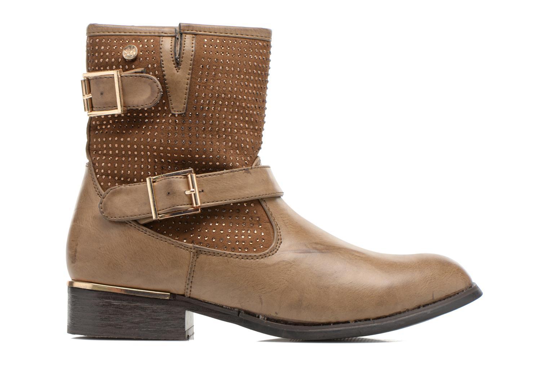 Bottines et boots Xti Ondine-28503 Beige vue derrière