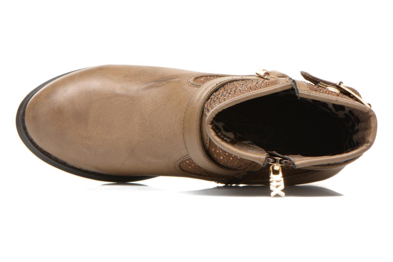 Bottines et boots Xti Ondine-28503 Beige vue gauche