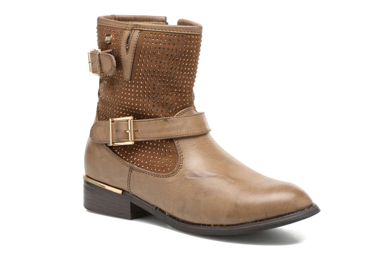 Bottines et boots Xti Ondine-28503 Beige vue détail/paire