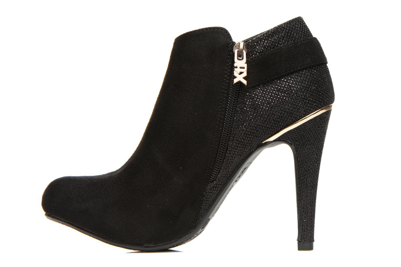 Bottines et boots Xti Millye-28350 Noir vue face