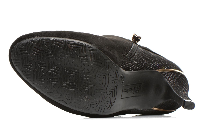 Bottines et boots Xti Millye-28350 Noir vue haut