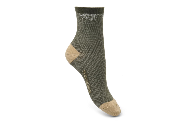 Chaussettes et collants My Lovely Socks Chaussettes Billie Vert vue gauche