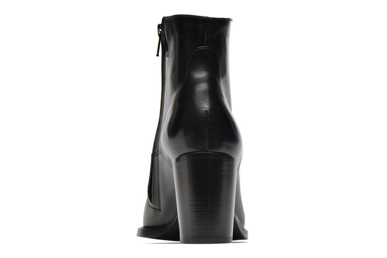 Bottines et boots Free Lance Legend 7 low zip boot Noir vue droite