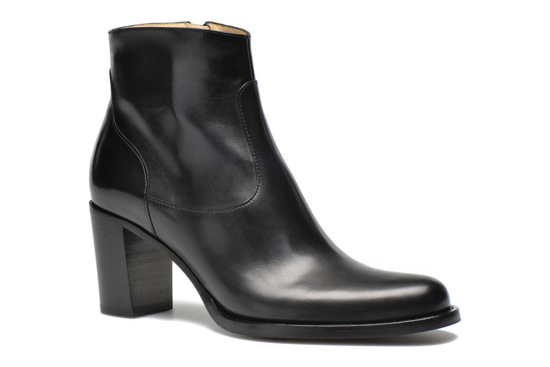 Bottines et boots Free Lance Legend 7 low zip boot Noir vue détail/paire