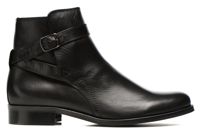 Bottines et boots PintoDiBlu Botania Noir vue derrière