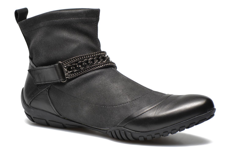 Grandes descuentos últimos zapatos UME Un matin d'été LOUISY (Negro) - Botines  Descuento