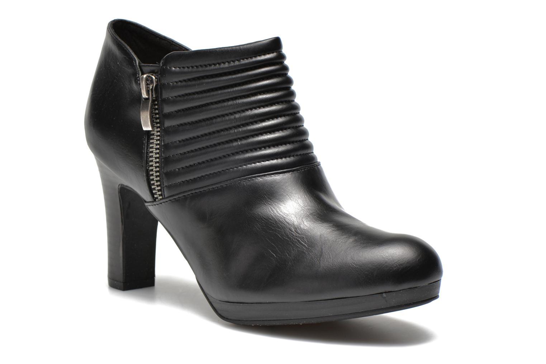 Grandes descuentos últimos zapatos Divine Factory Tissa (Negro) - Botines  Descuento