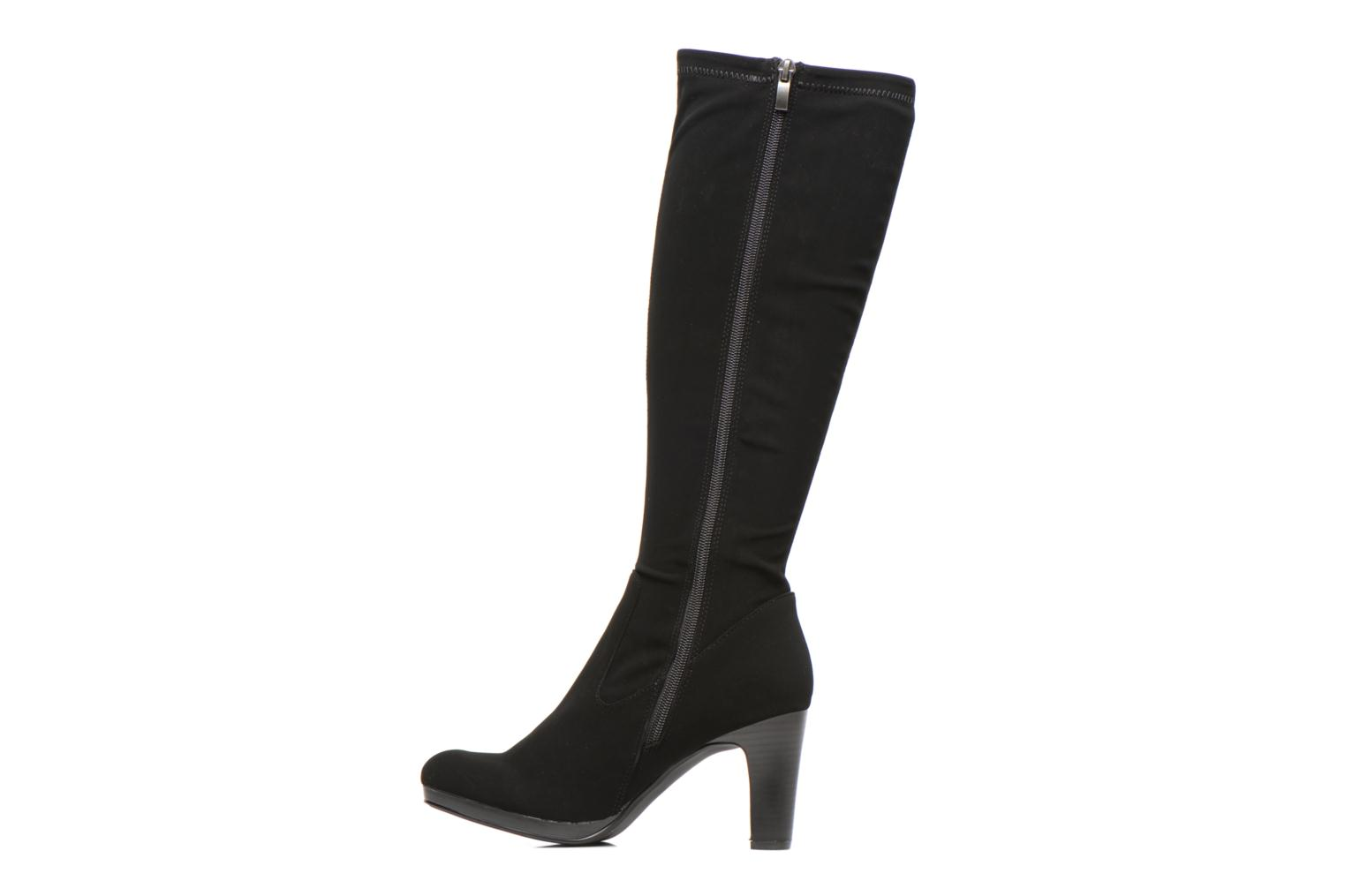 Boots & wellies Divine Factory Sulliyan Black front view