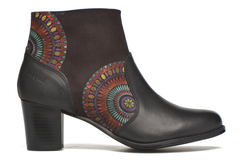 Bottines et boots Desigual Cris Noir vue derrière