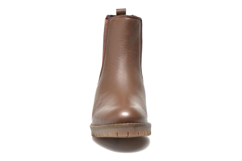 Stiefeletten & Boots Desigual Charly braun schuhe getragen
