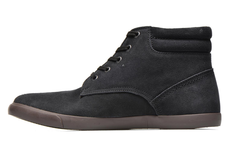 Chaussures à lacets Clarks Torbay Top Noir vue face