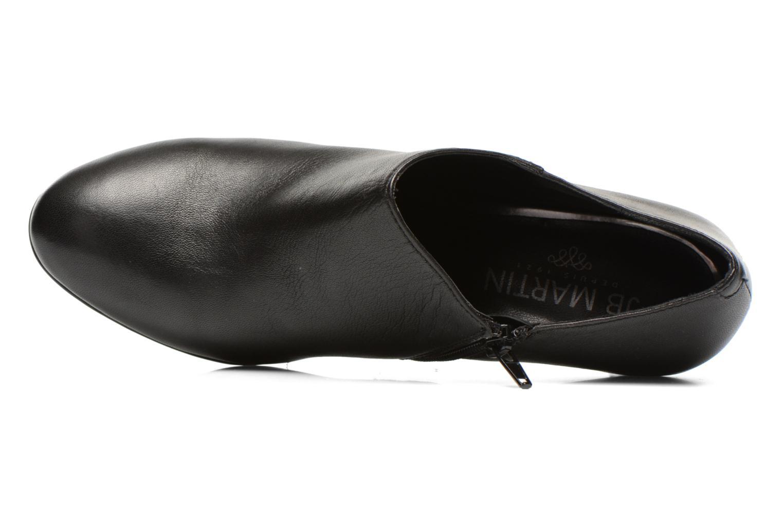 Stiefeletten & Boots JB MARTIN Gareth schwarz ansicht von links