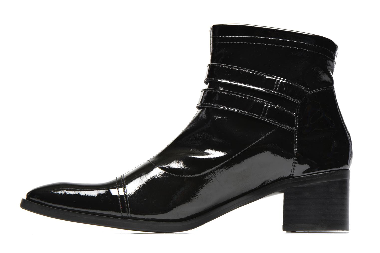 Bottines et boots JB MARTIN Belaire Noir vue face