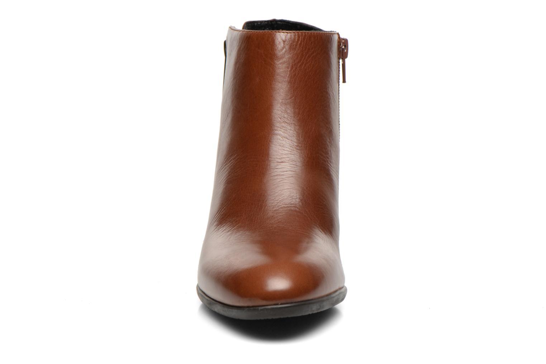 Bottines et boots JB MARTIN Cottage Marron vue portées chaussures