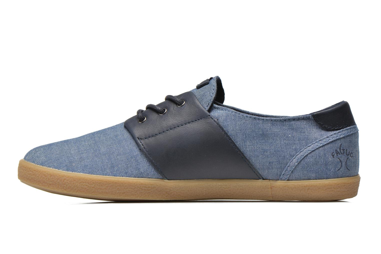 Sneakers Faguo Cypress W Blauw voorkant