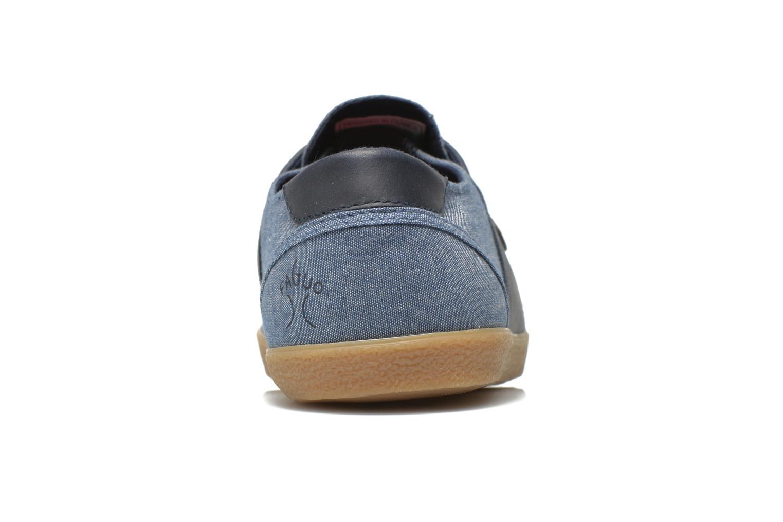 Sneakers Faguo Cypress W Blauw rechts