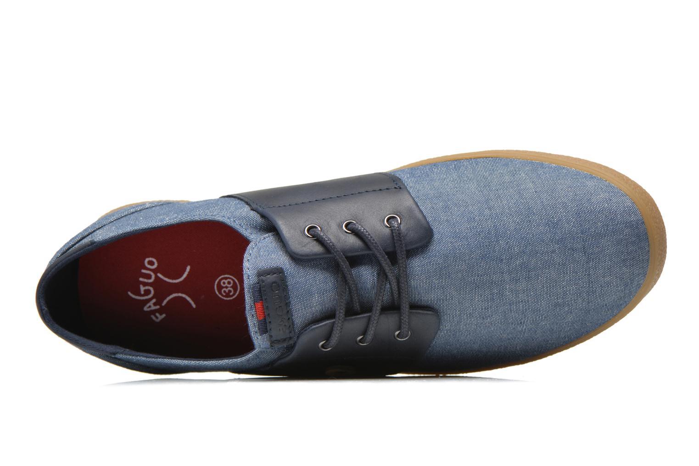 Sneakers Faguo Cypress W Blauw links