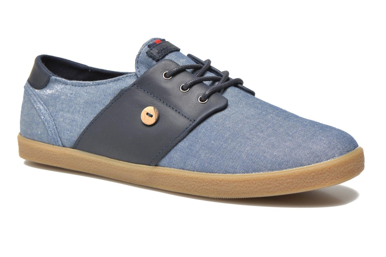 Sneakers Faguo Cypress W Blauw detail