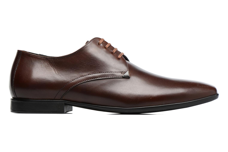 Snörade skor Kenzo Westy Brun bild från baksidan