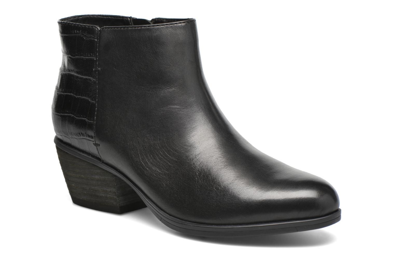 Gelata Italia Black Combi Leather