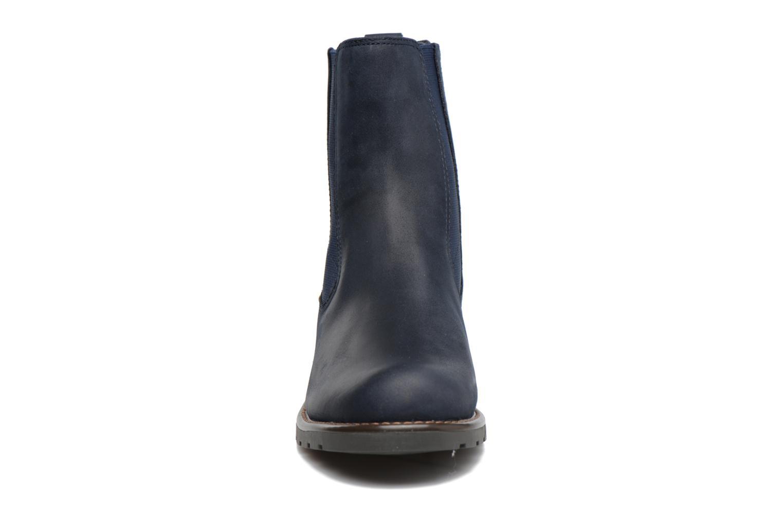Ankelstøvler Clarks Orinoco Club Blå se skoene på