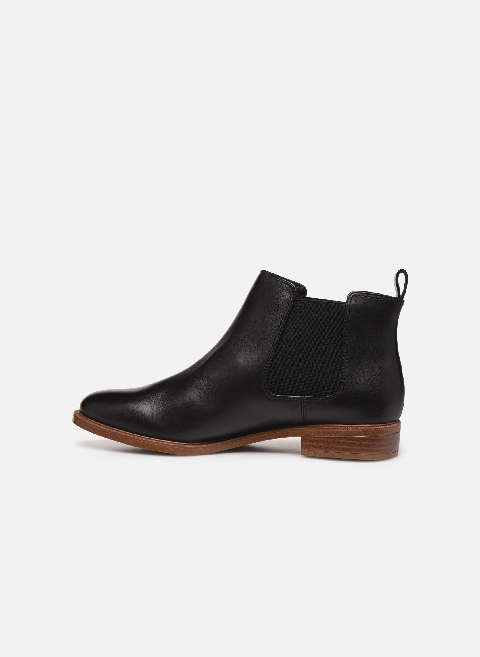 Taylor Shine Black leather