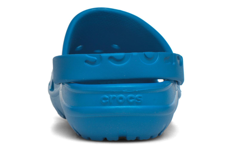 Sandales et nu-pieds Crocs Crocs Hilo Clog Bleu vue droite