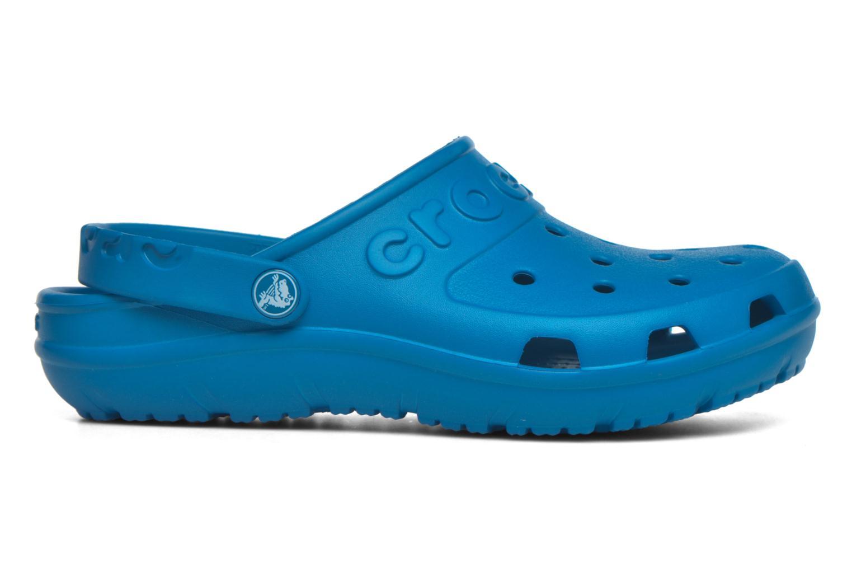 Sandales et nu-pieds Crocs Crocs Hilo Clog Bleu vue derrière
