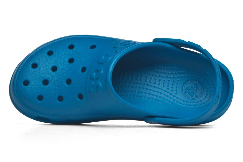 Sandales et nu-pieds Crocs Crocs Hilo Clog Bleu vue gauche