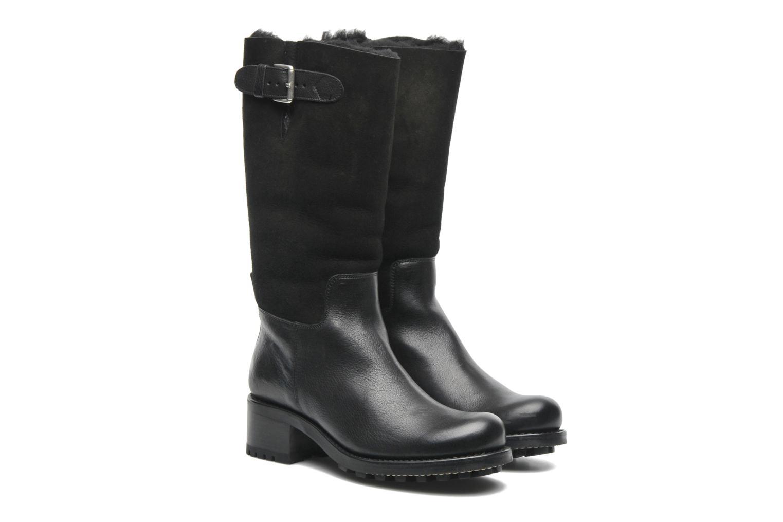 Boots en enkellaarsjes Free Lance Corsa 4 Mid Botte Zwart 3/4'
