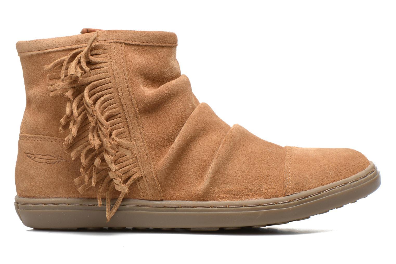Bottines et boots Shwik FALL BOOTS FRINGE Marron vue derrière