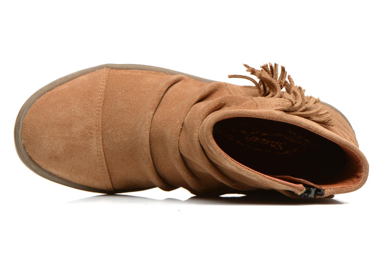 Bottines et boots Shwik FALL BOOTS FRINGE Marron vue gauche