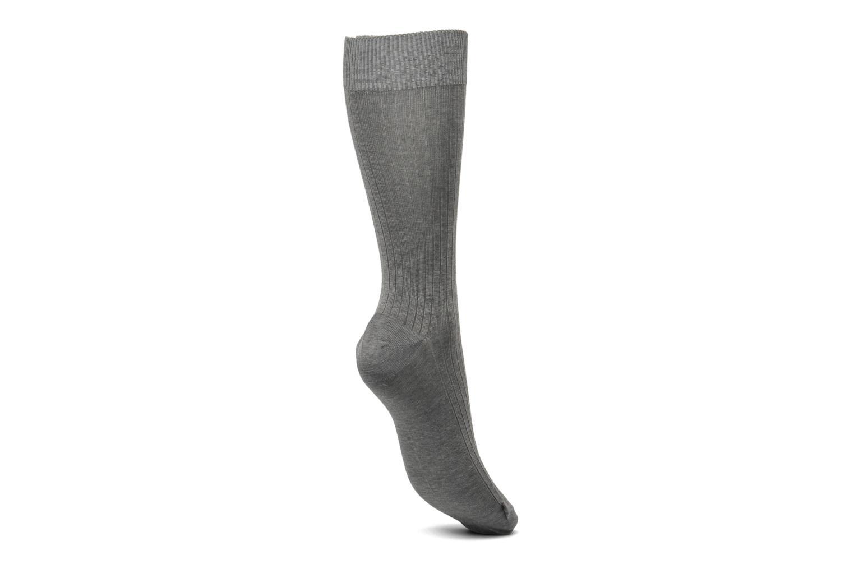 Chaussettes et collants My Lovely Socks Jules Gris vue gauche