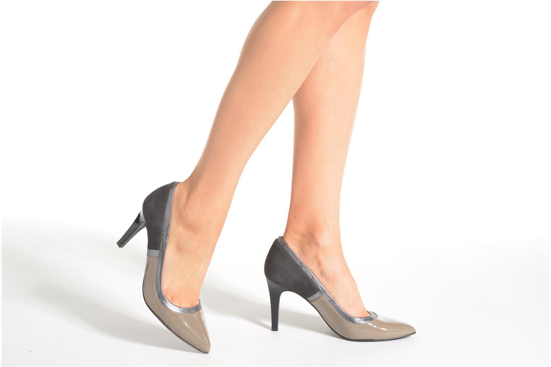 Pumps Made by SARENZA Notting Heels #1 mehrfarbig ansicht von unten / tasche getragen