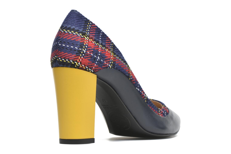 Notting Heels #3 Mestizo marino + glasgow n°4 + mestizo jaune