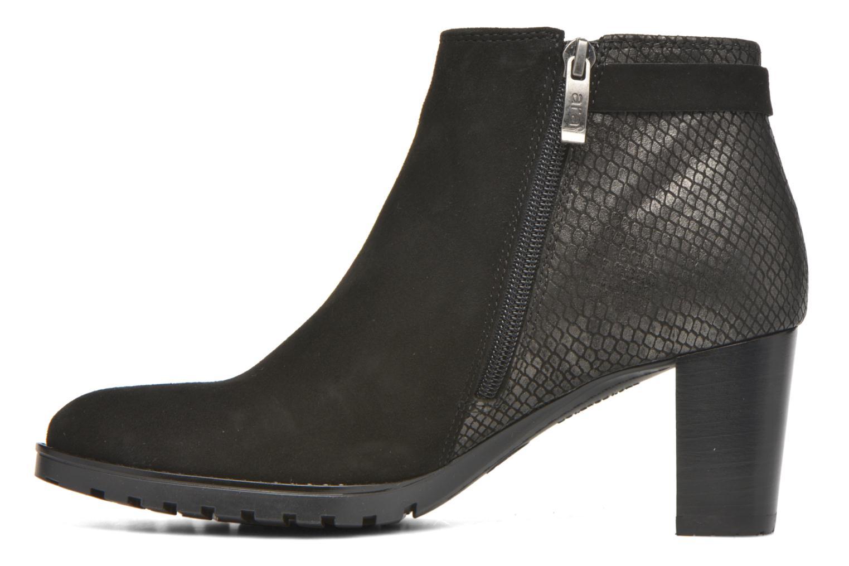 Bottines et boots Ara Grenoble 2 Noir vue face