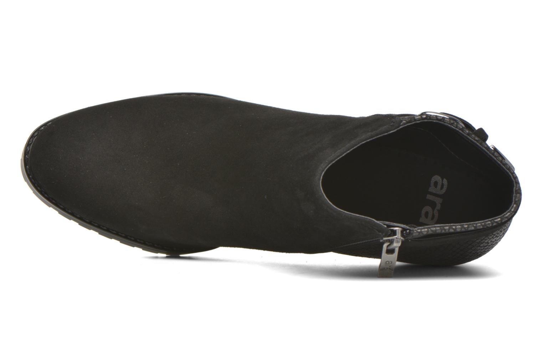 Bottines et boots Ara Grenoble 2 Noir vue gauche
