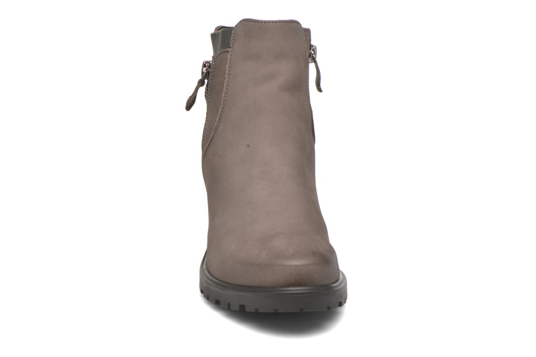 Bottines et boots Ara Mantova Gris vue portées chaussures
